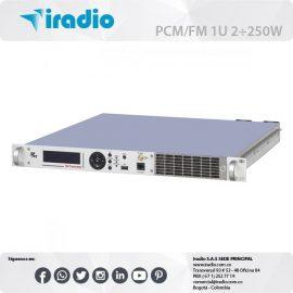 PCM FM 1U 2 250W 1-min