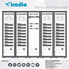 P75-32 UHF TX DD D PCM-min